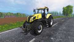 New Holland T8.320 600EVO v1.1