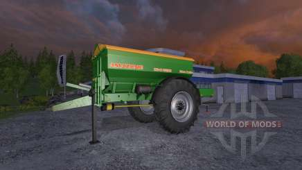 Amazone ZG-B 8200 для Farming Simulator 2015