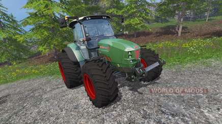 Huerlimann XM 130 4Ti для Farming Simulator 2015