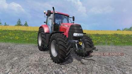 Case IH Puma CVX 200 v1.2 для Farming Simulator 2015