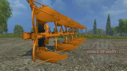 Moro Raptor PNT 20A для Farming Simulator 2015