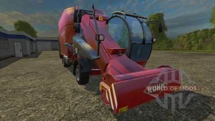 Kuhn SPW 25 для Farming Simulator 2015