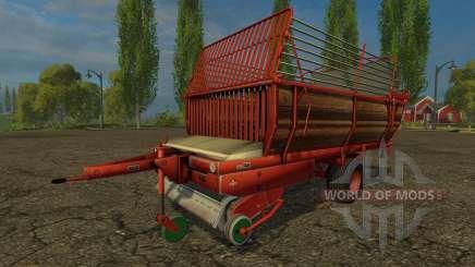 Fortschritt HTS 31.04 для Farming Simulator 2015