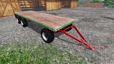 Brantner DPW 18000 для Farming Simulator 2015