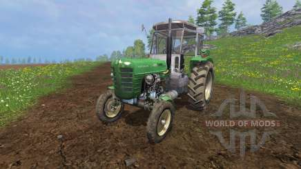 Ursus C-4011 Turbo для Farming Simulator 2015