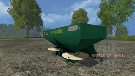 РУ-1000 для Farming Simulator 2015