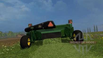 John Deere 956 MOCO для Farming Simulator 2015