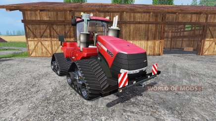 Case IH Quadtrac 1000 Red Baron Speed для Farming Simulator 2015