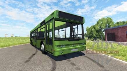 МАЗ-203 зелёный для BeamNG Drive