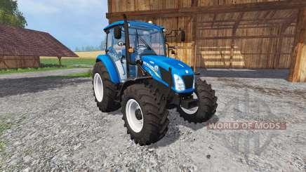New Holland T4.115 matt Farbe для Farming Simulator 2015