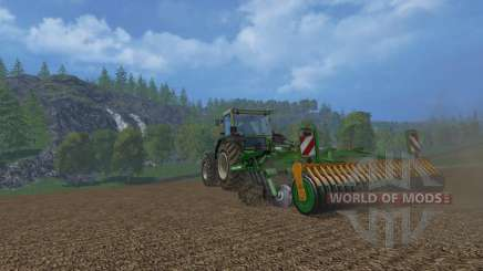 Amazone Cenius 3002 для Farming Simulator 2015