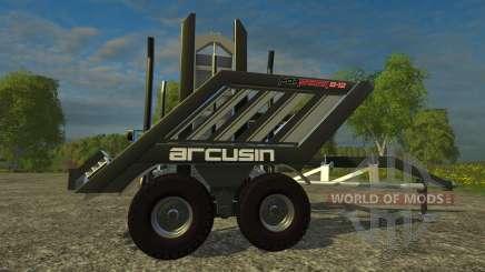 Arcusin FS 8-12 для Farming Simulator 2015