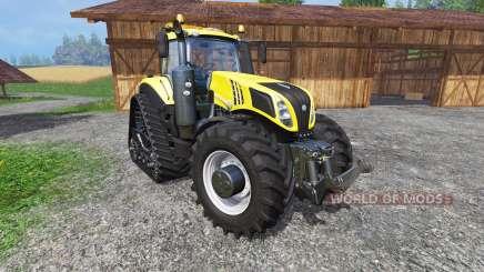 New Holland T8.435 600EVO для Farming Simulator 2015