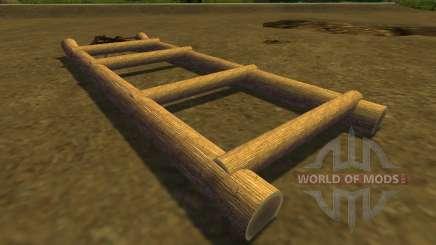Сани для Farming Simulator 2013