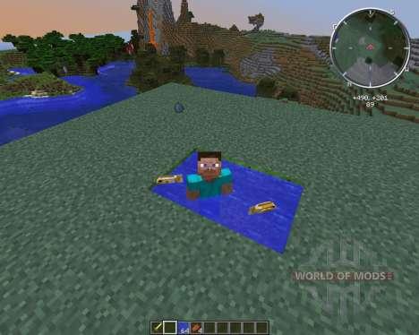 Koi Fish для Minecraft