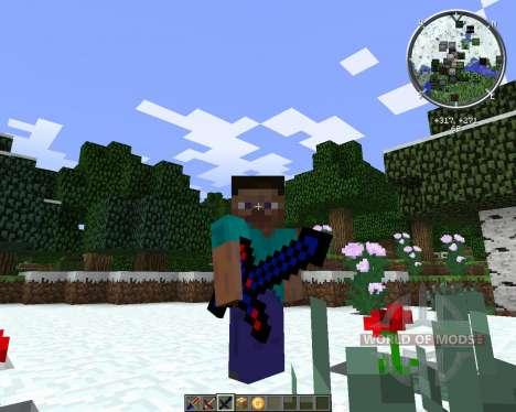 Grumpys Mod для Minecraft