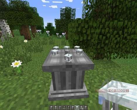 Crafting Pillar для Minecraft