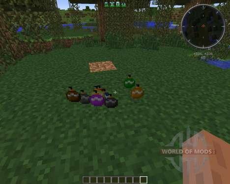 WinterCraft для Minecraft