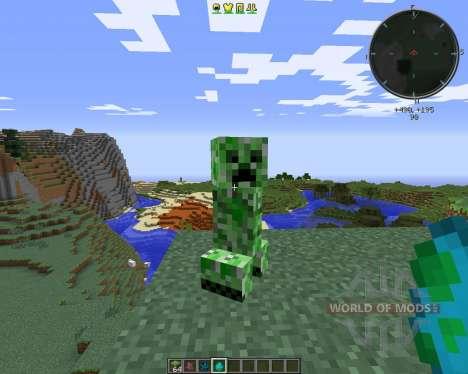 Tamed Mobs для Minecraft