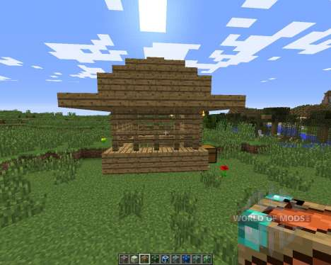 Insta House для Minecraft