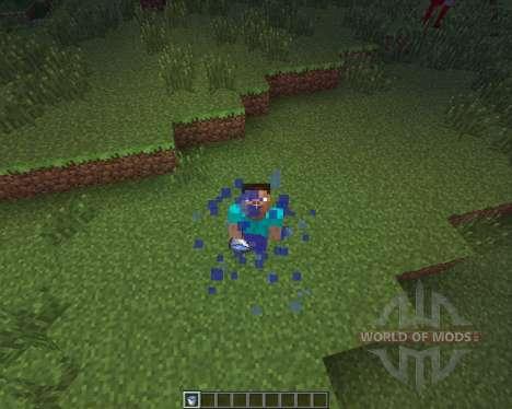 Ice Bucket Challenge для Minecraft