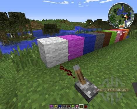 MultiWool для Minecraft