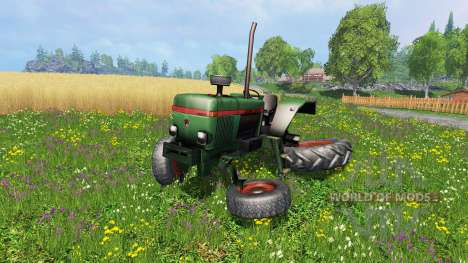 Lizard 2850 broken для Farming Simulator 2015