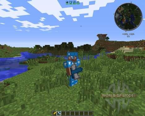 Power Gems для Minecraft
