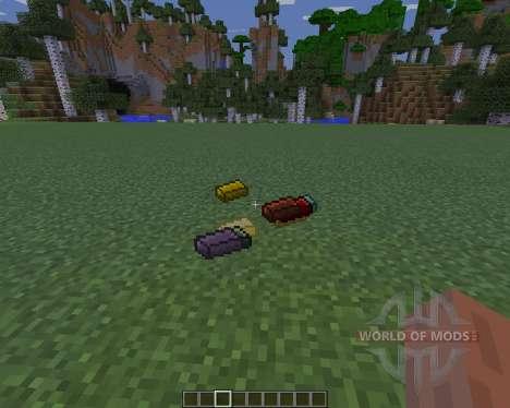 Metallurgy для Minecraft