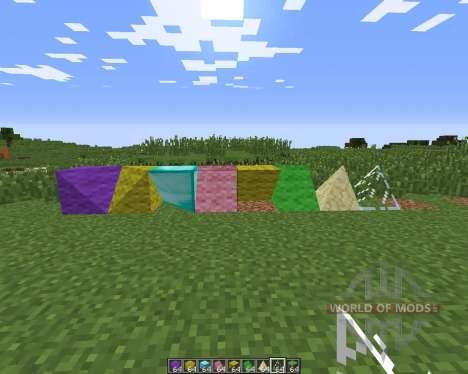 Super Slopes для Minecraft