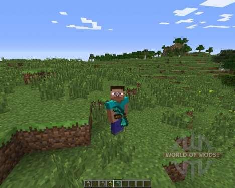 Paxel для Minecraft