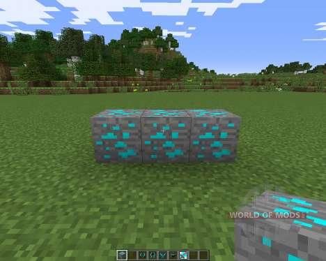 Troncraft для Minecraft