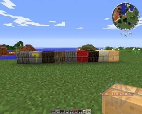 Stone Bricks для Minecraft