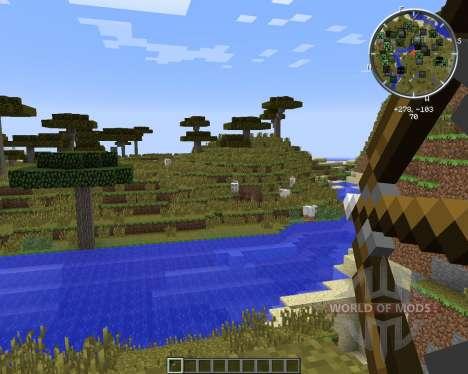 InfiniBows для Minecraft