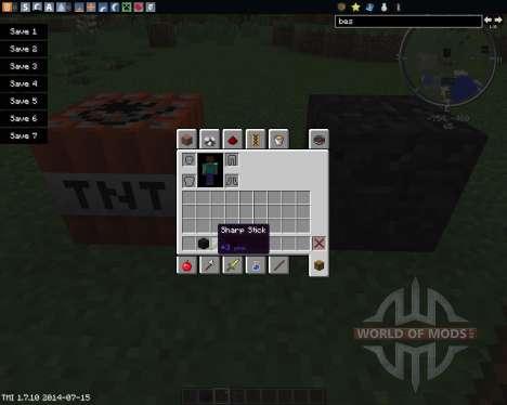 Random TNT для Minecraft