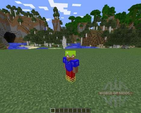 Colorful Armor для Minecraft