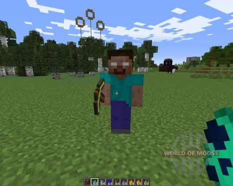 Herobrine для Minecraft