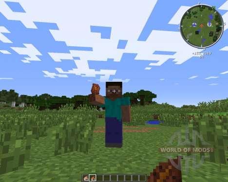 MC SweetPotato для Minecraft