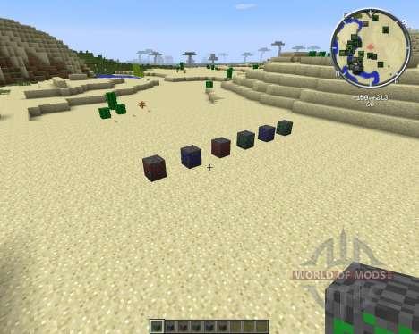 Interdiction Pillar для Minecraft