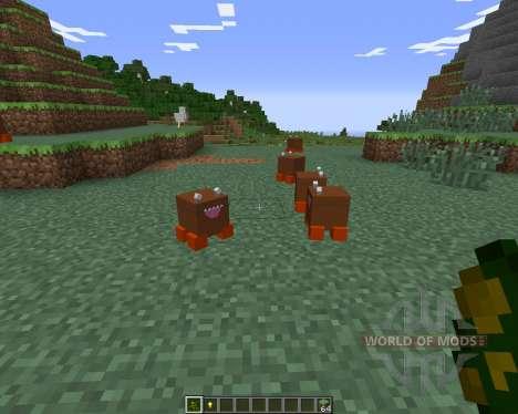 Chester для Minecraft