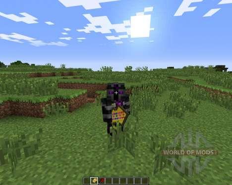 The Amazing для Minecraft
