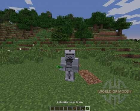 Star Wars by MaggiCraft для Minecraft