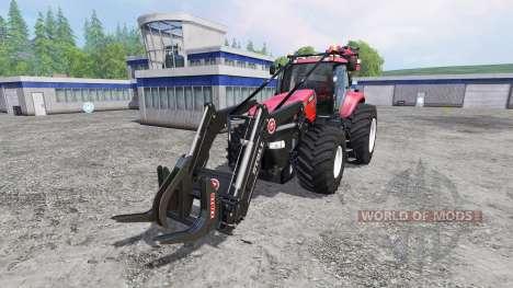 Case IH Puma CVX 380 Forestry v3.2 для Farming Simulator 2015
