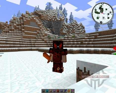 Goranium для Minecraft