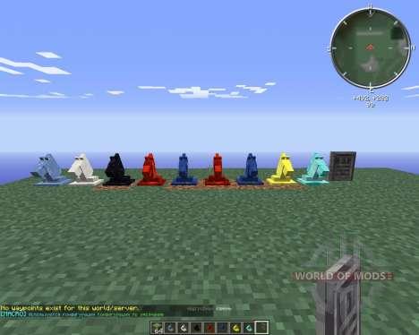 Gravestone для Minecraft