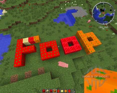 Condensed Foods для Minecraft