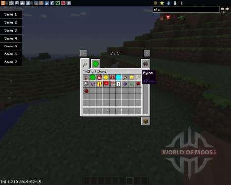 Plants Vs Zombies: Minecraft Warfare для Minecraft