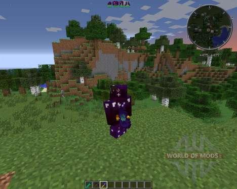 AbyssalCraft для Minecraft