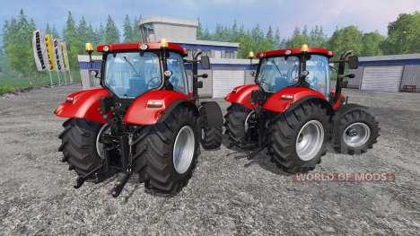 Case IH JXU 85 and 115 v1.1 для Farming Simulator 2015
