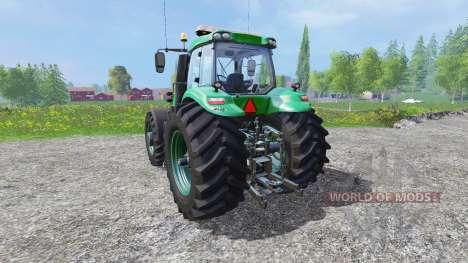 New Holland T8.320 620EVOX dark green v1.1 для Farming Simulator 2015